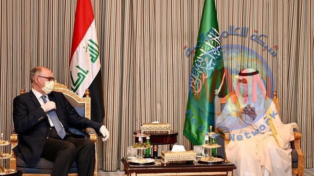 وزير المالية: الاتفاق على تفعيل الربط الكهربائي بين العراق والسعودية