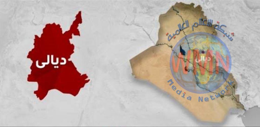 اصابة ثلاثة مواطنين بنيران قناص في ديالى