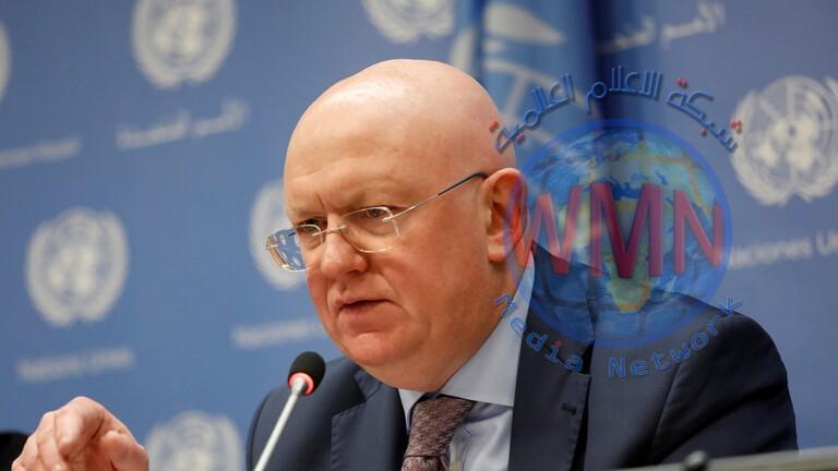 روسيا: المشروع الأمريكي لتمديد حظر الأسلحة على إيران خيالي ولا فرص له