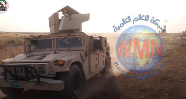 """الحشد الشعبي يقترب من قطع أهم خط امداد لـ""""داعش"""""""