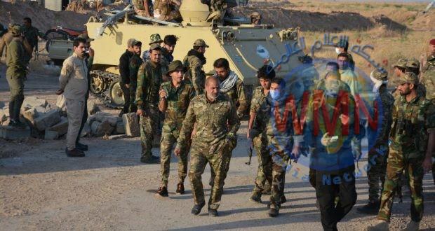 آمر اللواء 22: عمليات ابطال العراق الثالثة تهدف لقطع امدادات داعش بين ديالى وصلاح الدين