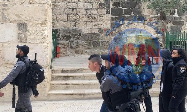 الاحتلال الاسرائيلي يشن حملة اعتقالات بالضفة الغربية المحتلة