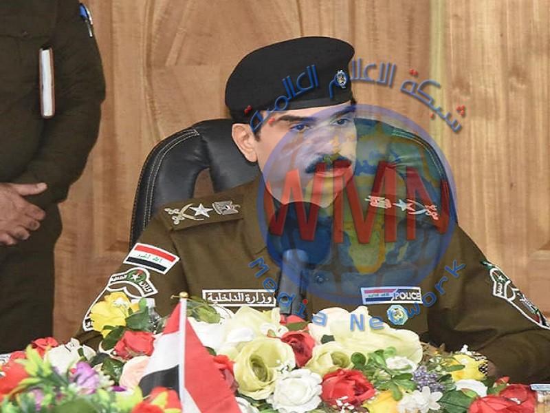 قائد شرطة الانبار يعلن اعتقال ثلاثة من مروجي الحبوب المخدرة وبحوزتهم اسلحة متنوعة