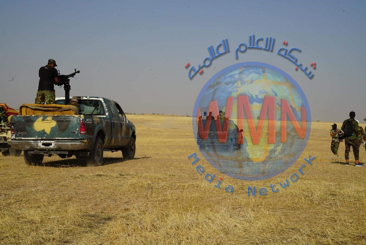 """الحشد الشعبي والقوات الأمنية يباشران باليوم الثالث من عمليات أبطال العراق نصر السيادة الثالثة"""""""