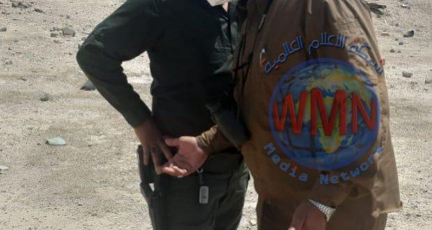 الحشد والجيش ينفذان عملية بحث عن فلول داعش في جزيرة الأنبار