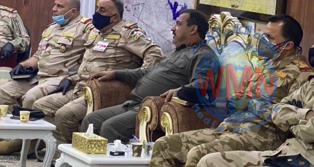 يار الله ومصلح والمحمدي يعقدون اجتماعا مهما غرب الانبار
