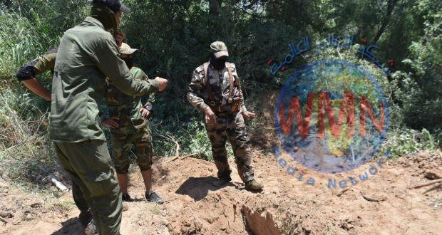 """الحشد الشعبي يعثر على جثة """"داعشي"""" في ديالى"""