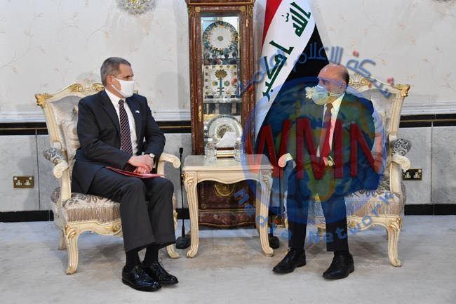 العراق يعلن إكمال الاستعدادات لخوض جولة الحوار الستراتيجيّ مع أميركا