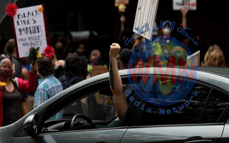 دولي محلل امريكي : الاحتجاجات الامريكية غضب شعبي ضد ظلم النظام