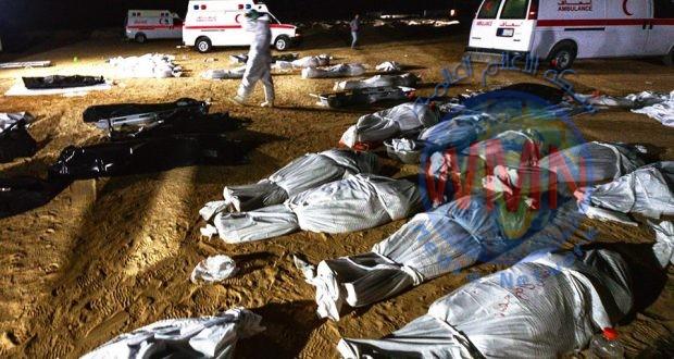 طبابة الحشد الشعبي: الموقف اليومي لنقل جثامين المتوفين بكورونا