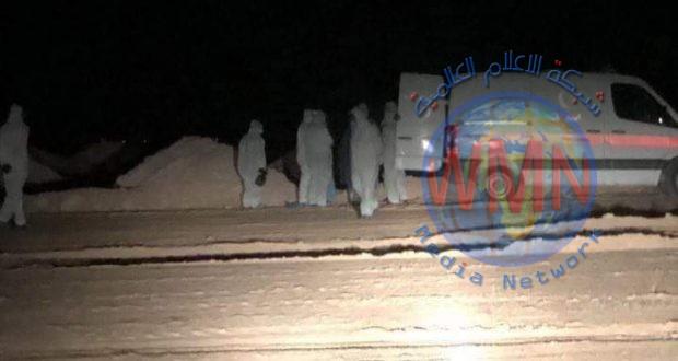 طبابة الحشد الشعبي: الموقف اليومي لدفن جثامين المتوفين بكورونا