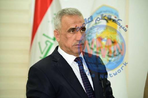 وكيل وزارة الداخلية لشؤون الشرطة الفريق عمادمحمود يهنى الاسرة الصحفية بمناسبة العيد الوطني للصحافة العراقية
