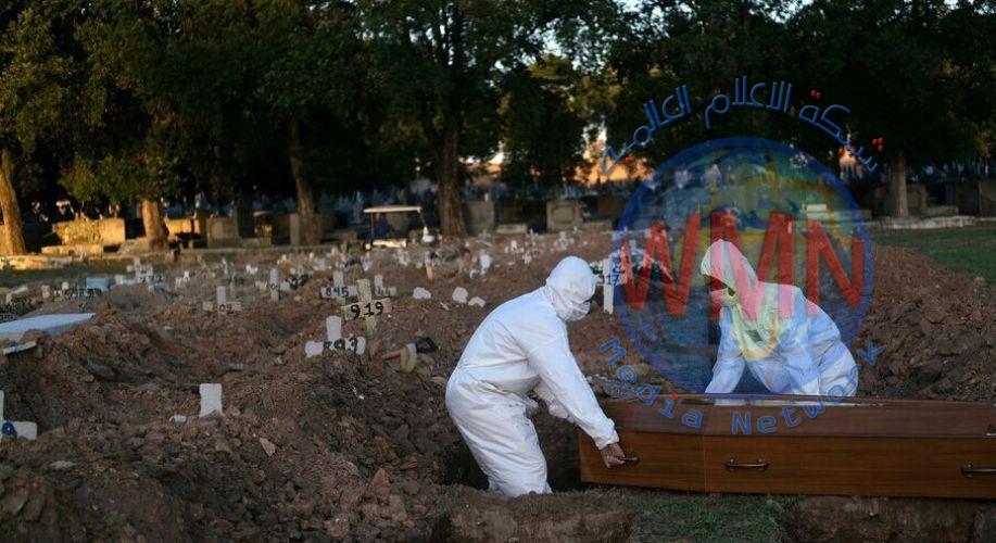 البرازيل: تسجيل 892 حالة وفاة وإصابة 21704 بفيروس كورونا