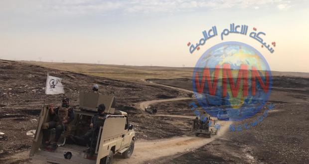 الحشد الشعبي يعثر على مضافة لداعش في وادي القصب في ديالى