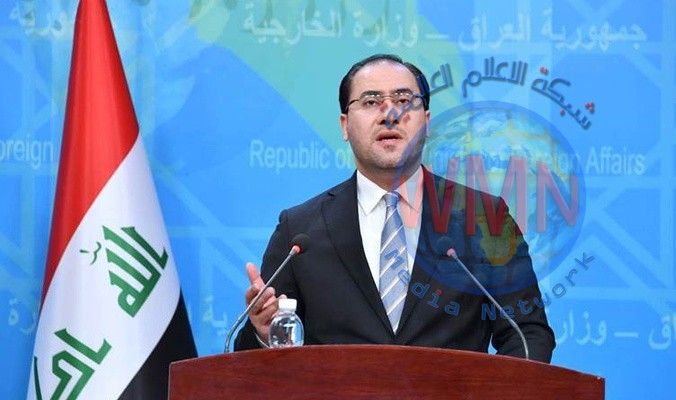 وزارة الخارجية: بغداد يمكن أن تلجأ إلى مجلس الأمن لإدانة الاعتداء التركي
