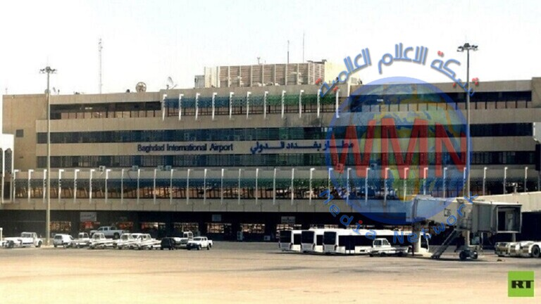 أنباء عن سقوط صاروخ بمحيط مطار بغداد وخلية الإعلام الأمني تنفي