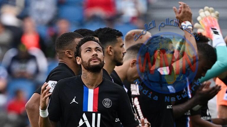 بحضور جماهيري .. سان جيرمان يفوز يتسعة أهداف استعدادا لدوري الأبطال