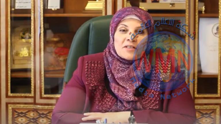 عراقية تحصل على جائزة المرأة العربية المتميّزة