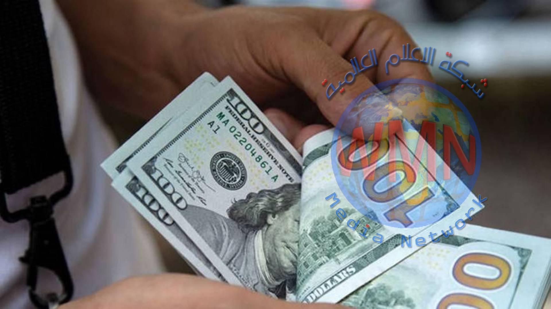 ارتفاع أسعار صرف الدولار في السوق العراقية