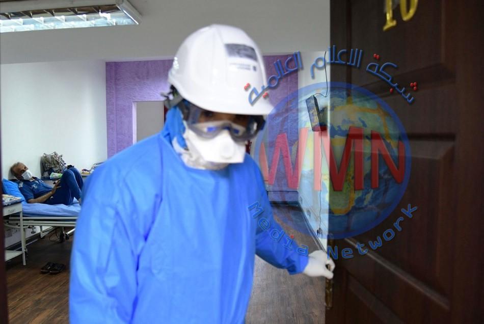 وزارة الصحة تعلن عن تسجيل(2170) اصابة و(1623) حالة شفاء جديدة بفيروس كورونا في العراق