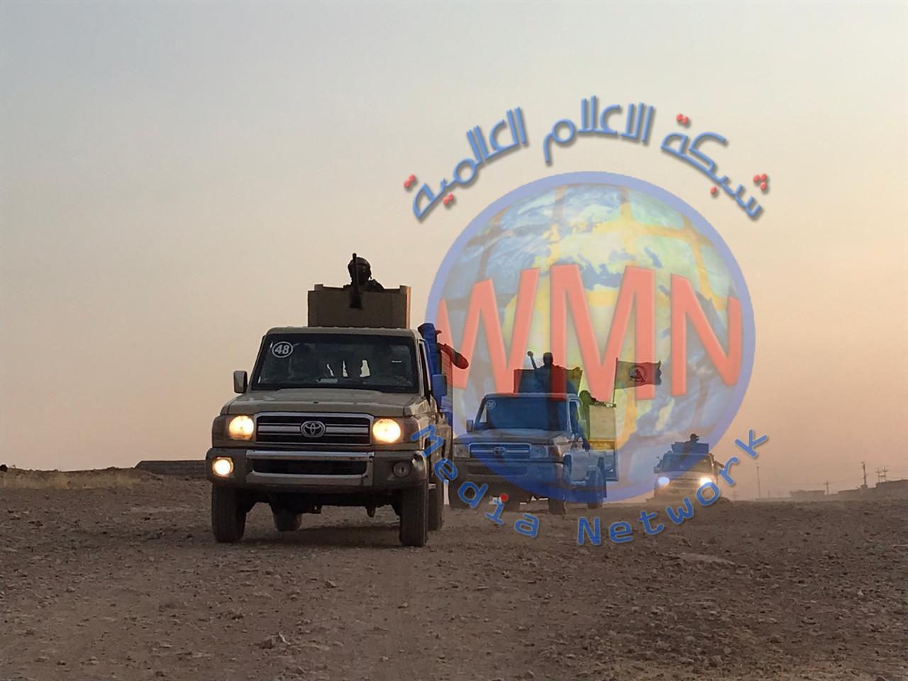 بعملية استخبارية.. اللواء 33 للحشد يعثر على شبكة انفاق لداعش جنوب غرب الموصل