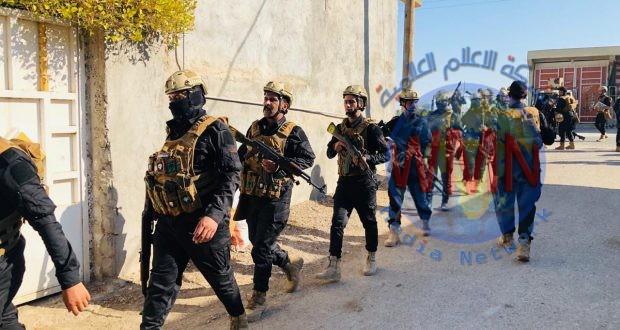 الحشد الشعبي والقوات الأمنية ينطلقان باليوم الثاني من عمليات تأمين شمال بغداد