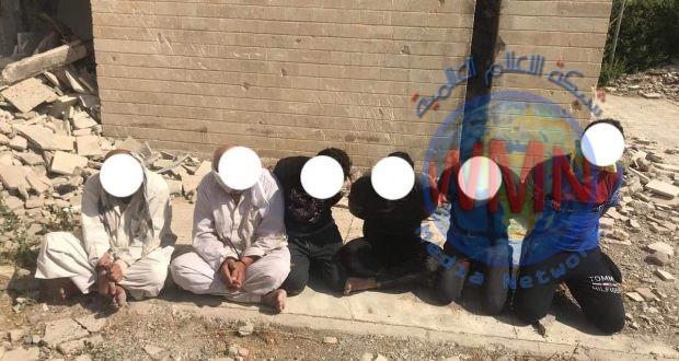 الحشد الشعبي يحبط مخططا إرهابيا لاستهداف مدينة الموصل