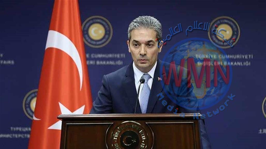 """تركيا: إدانة عملياتنا في شمالي العراق """"كوميديا سوداء"""""""