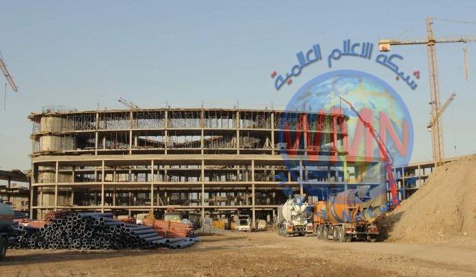 محافظة بغداد: مشروع المستشفيات الأربع سينجز خلال عام ونصف