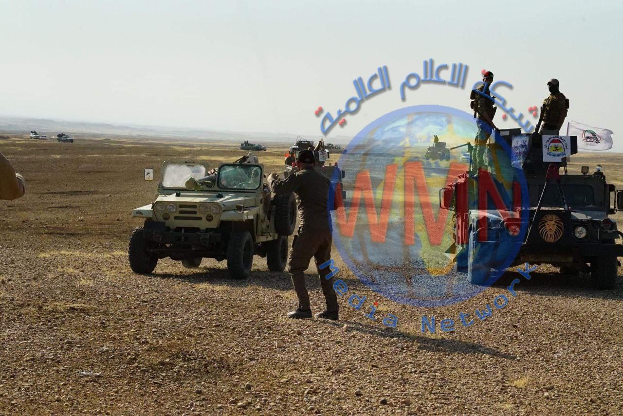 اللواء العاشر بالحشد يطهر 3 قرى جديدة شمال ديالى
