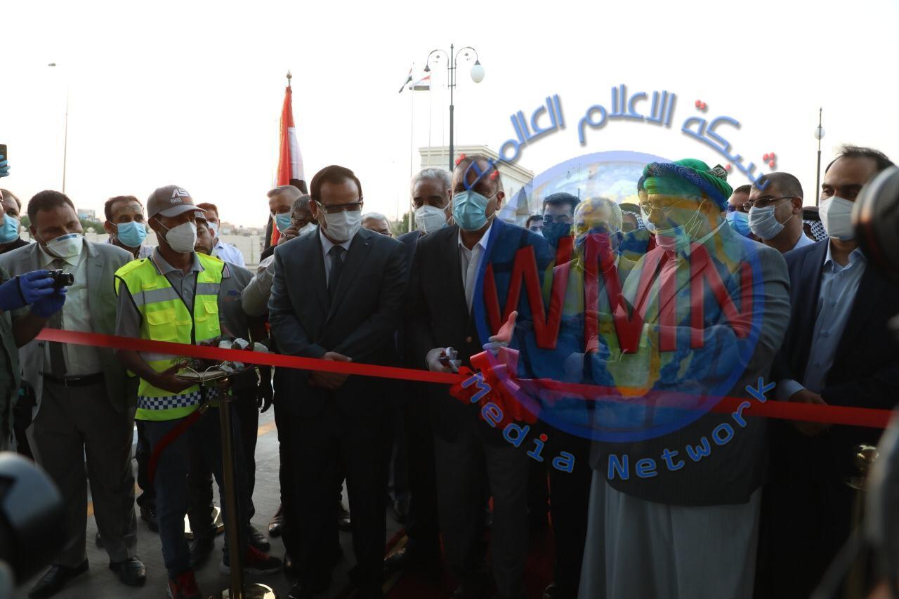 افتتاح أكبر مختبر لمواجهة كورونا في النجف الأشرف