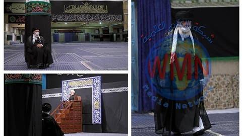 المرشد الأعلى الإيراني يحيي عاشوراء في العزل