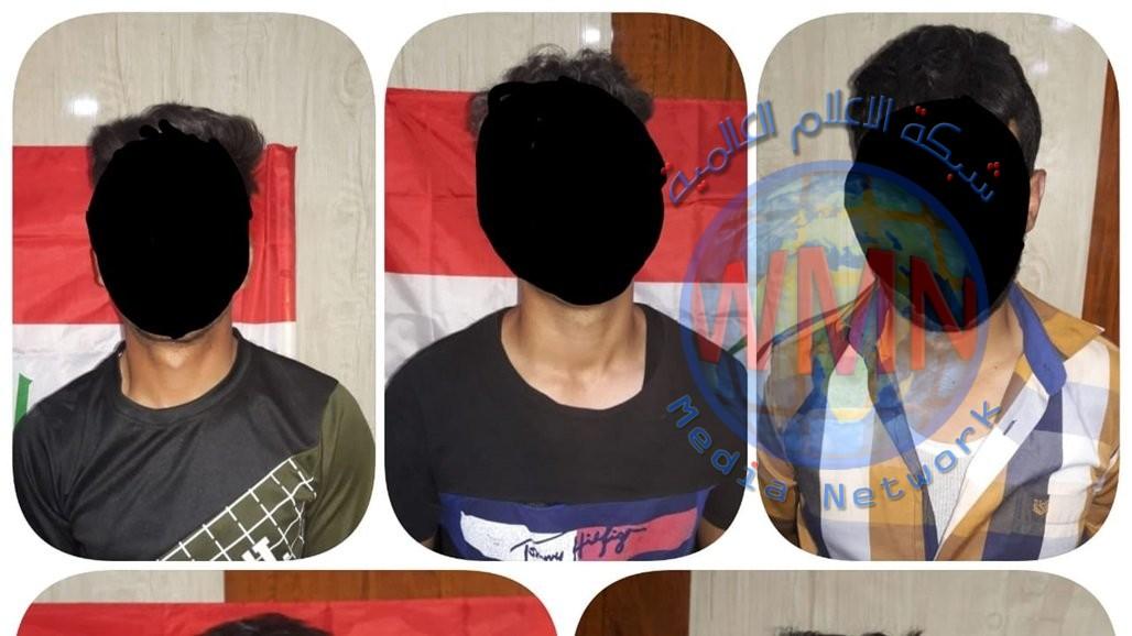 """القبض على خمسة """"إرهابيين"""" وضبط وكرين لـ""""داعش"""" في نينوى"""