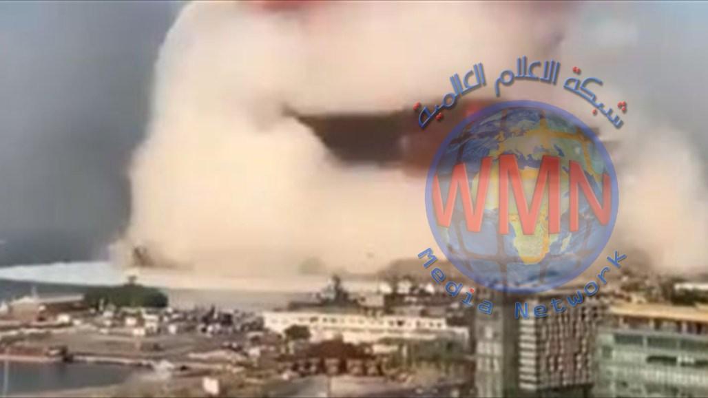 الجيش اللبناني يعلن العثور على 79 مستوعبا تحتوي على مواد خطيرة في مرفأ بيروت