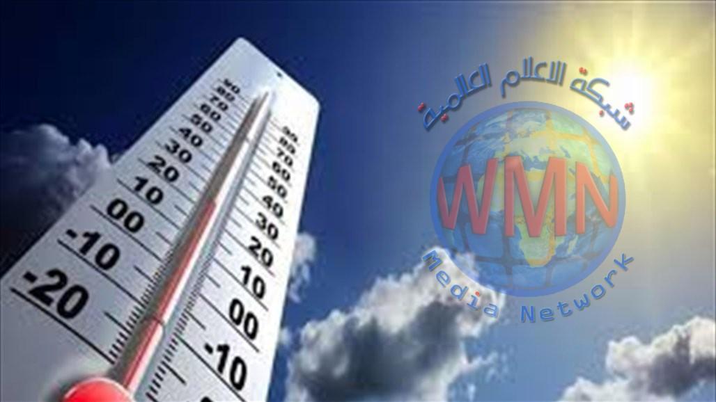 ابتداءً من يوم الجمعة.. درجات الحرارة تعاود الارتفاع في الوسط والجنوب