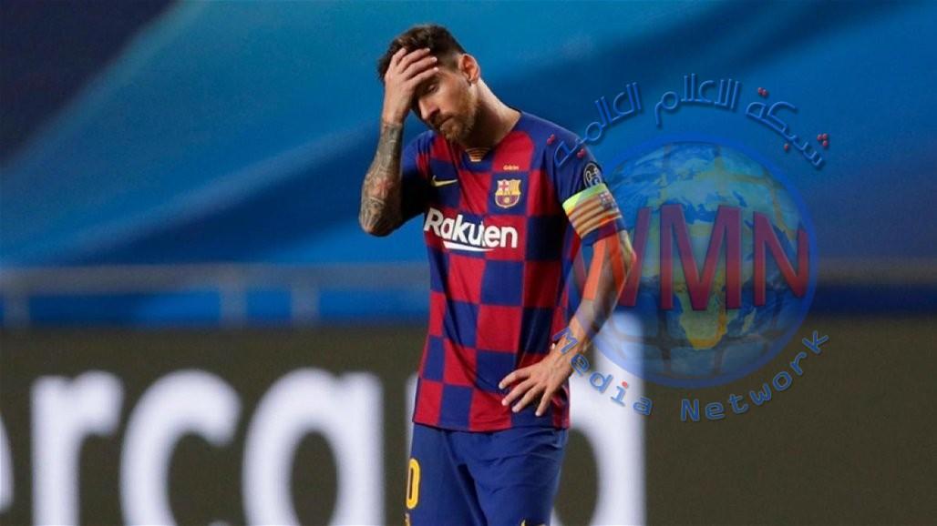 غرامات بالجملة تنتظر ميسي حال غيابه عن تمرينات برشلونة