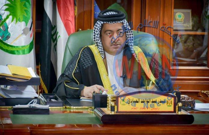 رئيس الاتحاد العام يطالب بإطفاء او تأجيل القروض المستحقة بذمة الفلاحين