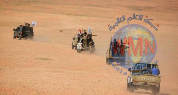 الحشد الشعبي يُطلق عملية أمنية على الحدود العراقية السورية
