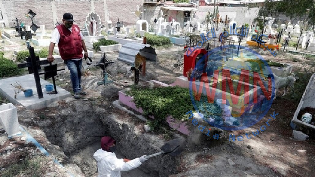 نفاد شهادات الوفاة في المكسيك بسبب ضحايا كورونا