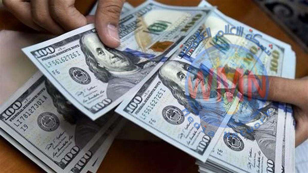 أسعار صرف الدولار تسجل انخفاضاً في الأسواق العراقية
