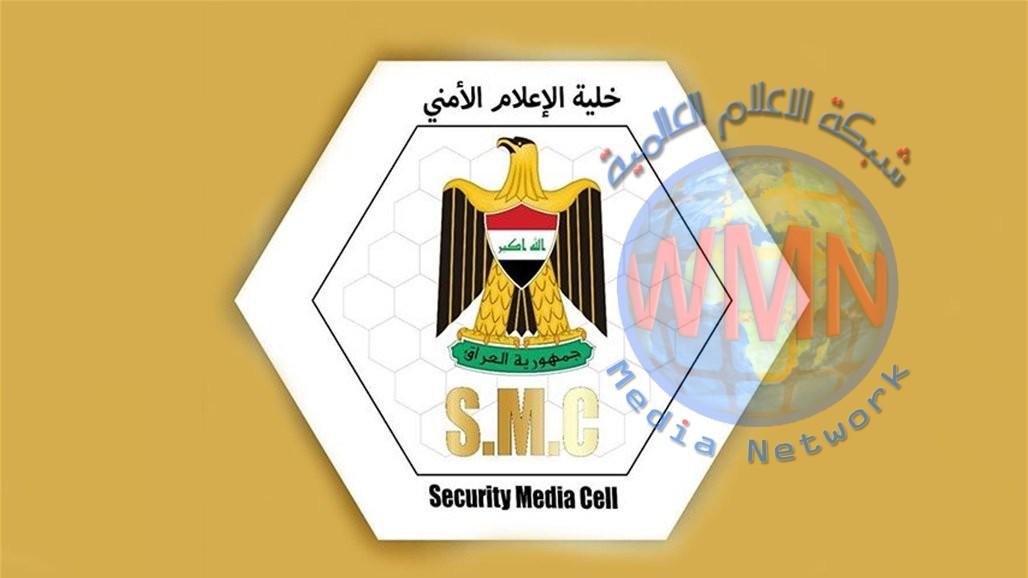 """الإعلام الأمني تعلن إحباط محاولة إدخال """"أسلحة وأدوية ونساء"""" للعراق"""