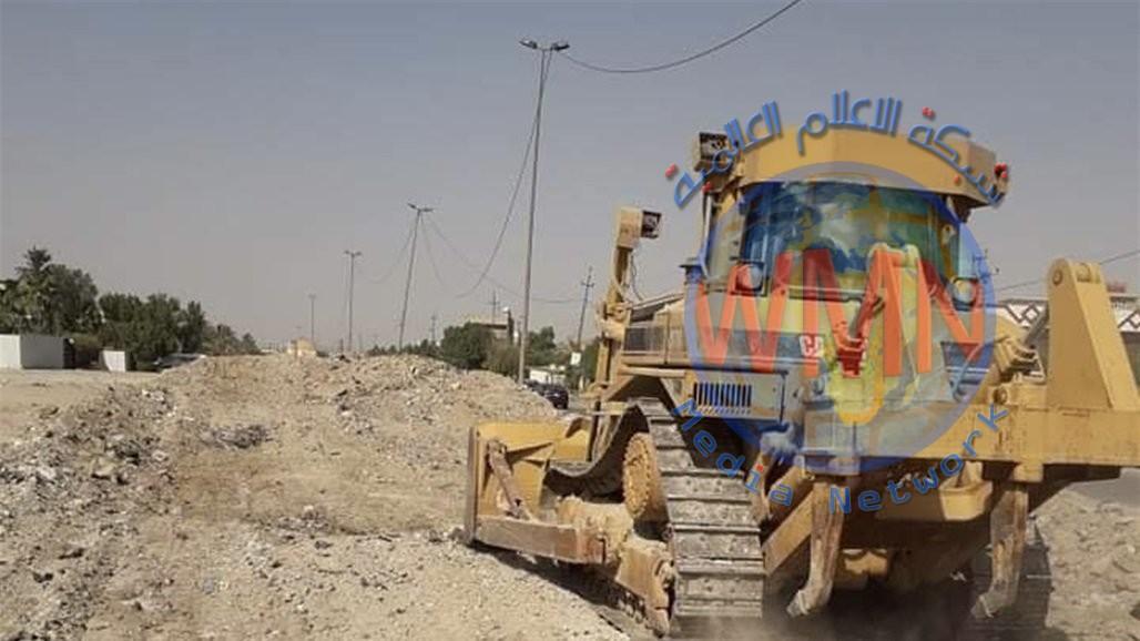 """أمانة بغداد """"تُطوّر"""" شارعاً حيوياً """"اندثرت معالمه"""""""