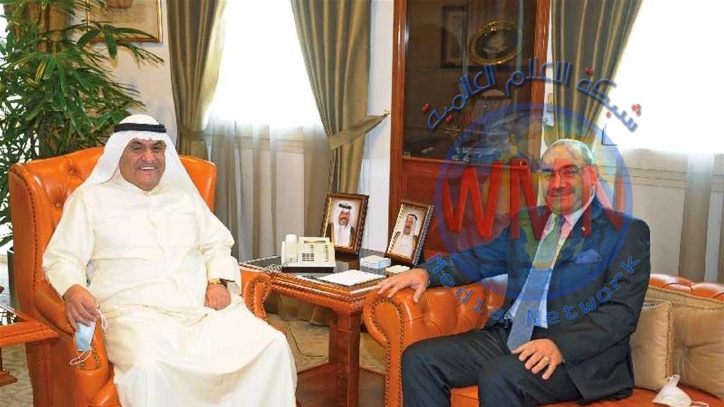 الصقر: العراق ثالث دولة مستوردة من الكويت