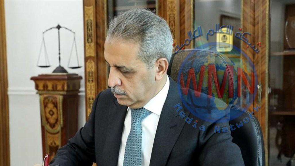 """رئيس مجلس القضاء يوجه اتهاماً لـ""""بعض"""" الأحزاب ويُحذّر من """"حالة شاذّة"""""""