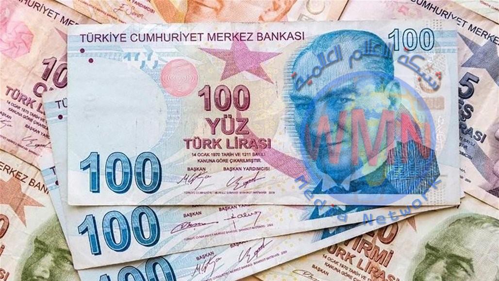 الليرة التركية تبلغ قاعاً قياسياً جديداً مقابل الدولار