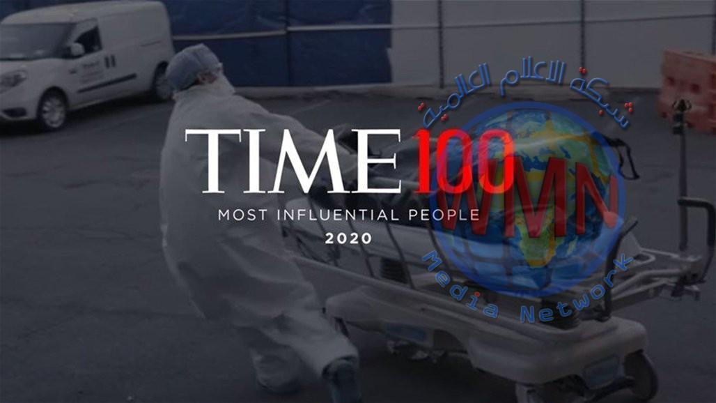"""صحافيتان عربيتان تتصدران قائمة TIME لـ""""أكثر 100 شخصية مؤثرة في العالم لعام 2020 """""""