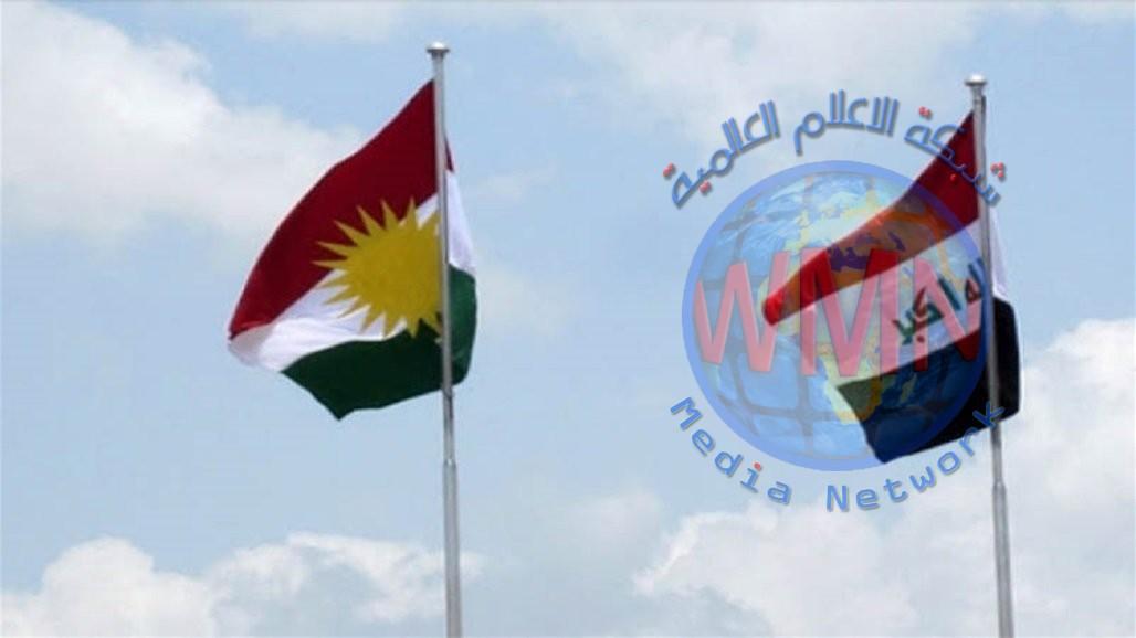 بغداد ترسل 320 مليار لأربيل مقابل 50% من واردات المنافذ