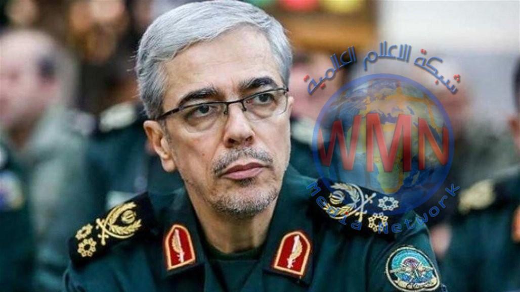 وسائل اعلامية ايرانية: زيارة العراق ليست مدرجة ضمن جدول أعمال اللواء باقری حاليا 