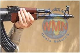 منتسب يقتل أخيه رميا بالرصاص شمالي بغداد