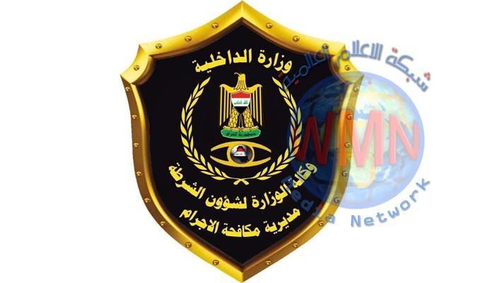 القبض على عصابة تقوم بسرقة المحال التجارية ومتهم آخر بتجارة الأعضاء البشرية في بغداد